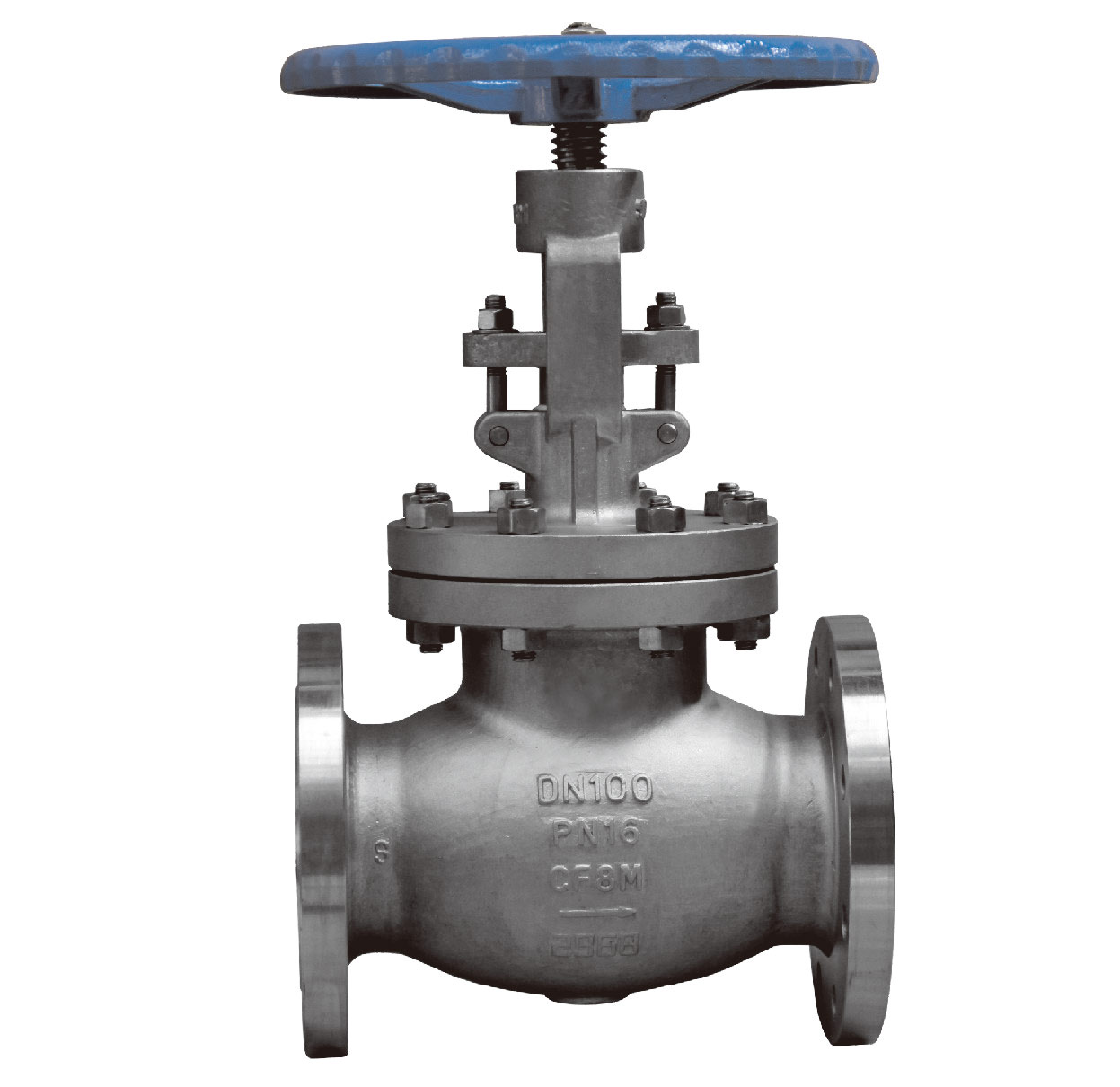 Cast Steel Globe Valve - Carbon Steel, Stainless Steel Manual Globe Valves