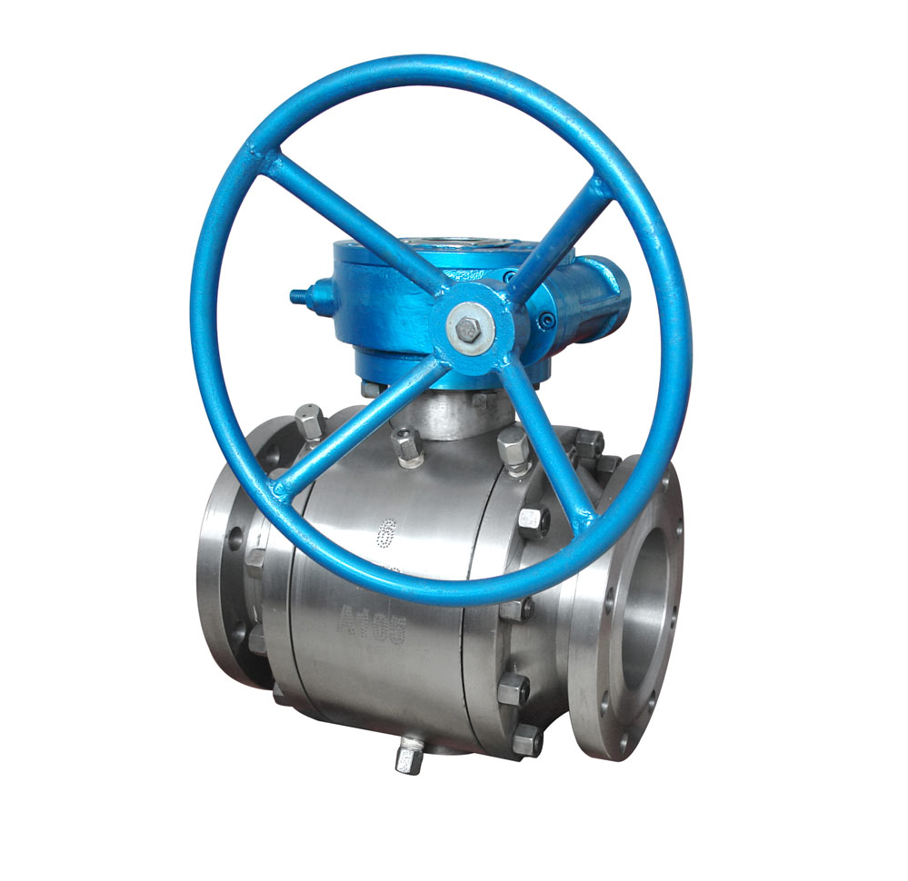 Forged Steel Trunnion Mounted Ball Valve - Carbon Steel, Stainless Steel, Flanged Trunnion Ball Valves