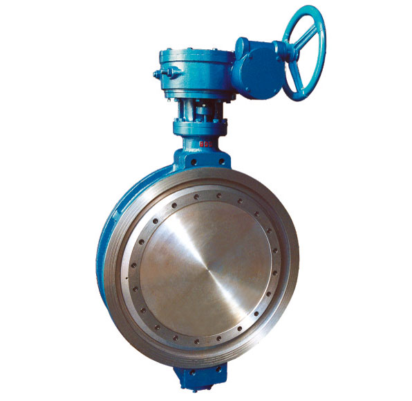 Metal Seat Wafer Butterfly Valve